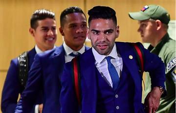 Falcao García dio sus primeras declaraciones en Rusia de cara al Mundial