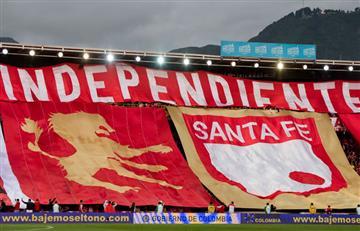 ¡Independiente Santa Fe tiene nuevo técnico!