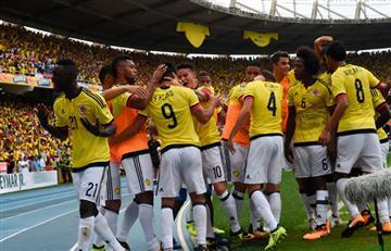¡La selección Colombia ya llegó a Rusia!