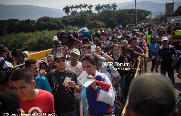 Corte Constitucional ordena atención médica a venezolanos en el país