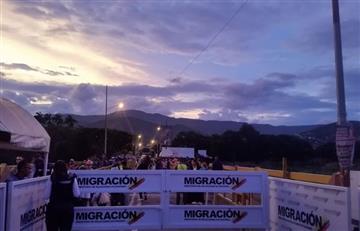 Establecen fechas y horarios de cierres fronterizos para la segunda vuelta presidencial