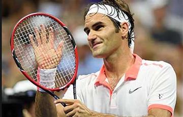 Roger Federer se impuso sobre Mischa Zverev
