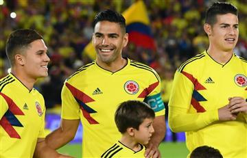 Selección Colombia: Así formaría José Pékerman en el debut ante Japón