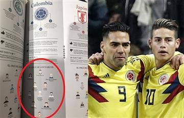 Selección Colombia: