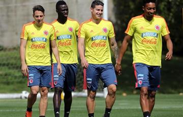 Selección Colombia entrenará a puerta abierta