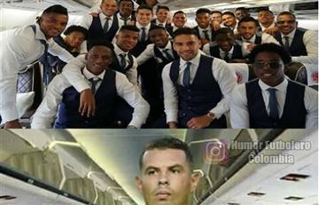 Selección Colombia: Los memes no se hicieron esperar en el viaje a Rusia