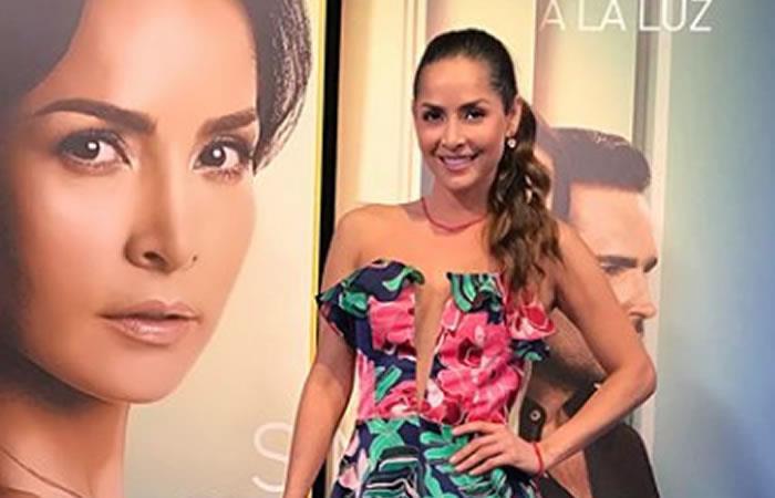 """Carmen Villalobos: """"También tengo celulitis y estrías"""""""