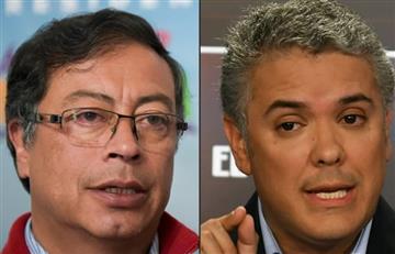 """Ciudadano demanda a Duque y Petro por """"estrés"""""""