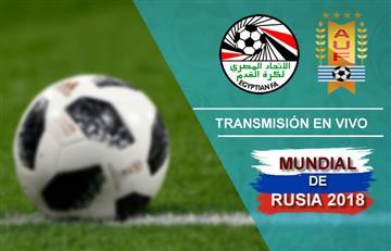 Egipto vs. Uruguay: Transmisión EN VIVO online