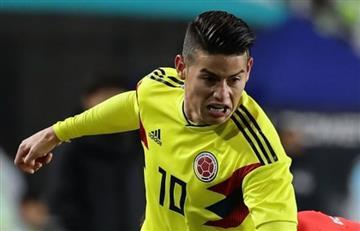 James Rodríguez: ¿Problemas para el colombiano antes del debut en el Mundial?
