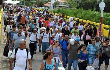 Más de un millón de venezolanos migraron a Colombia en 16 meses