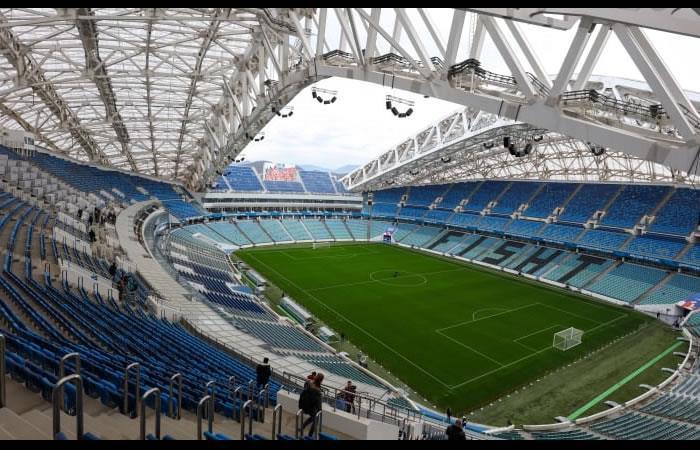 Rusia 2018: Top de los mejores estadios donde se jugarán los partidos del Mundial