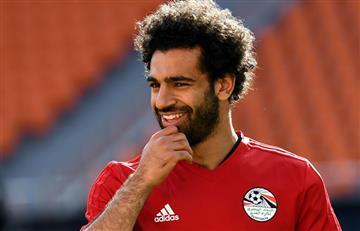 Salah muy cerca de poder jugar ante Uruguay