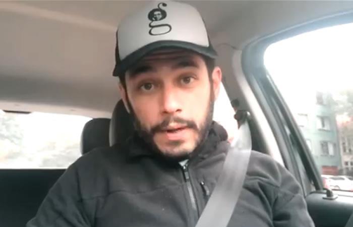 Santiago Alarcón manifiesta su apoyo a Petro con estos videos