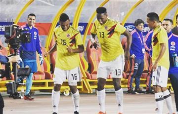 Selección Colombia: ¡Se prendió el camerino de la 'tricolor'!