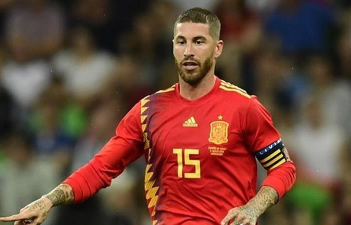 Sergio Ramos: 'Ir a por el Mundial y eso no lo va cambiar nadie ni nada'