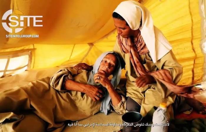 Tercera prueba de supervivencia de religiosa colombiana secuestrada por Al Qaeda