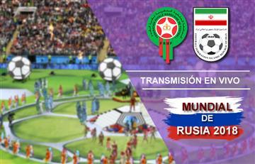 Marruecos vs. Irán: Transmisión EN VIVO online