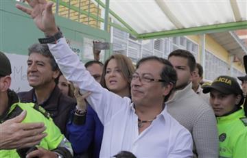 Petro, el exguerrillero que desafía a las élites en Colombia