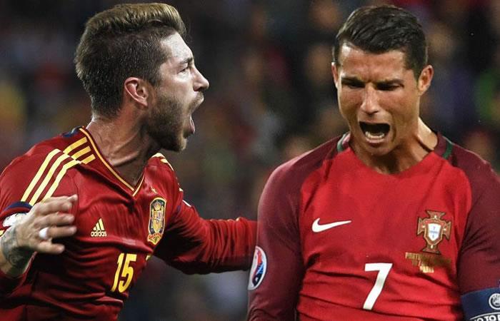 ¿Portugal o España? ¿Quién ganará el primer clásico del Mundial de Rusia 2018?