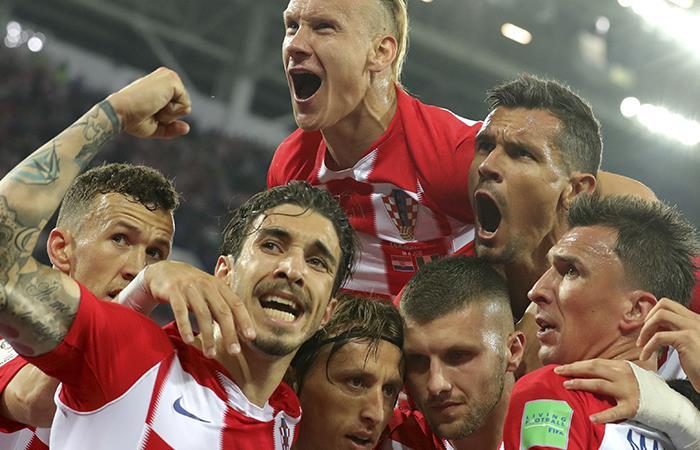 Croacia cumple con el pronóstico y vence a Nigeria en el Mundial