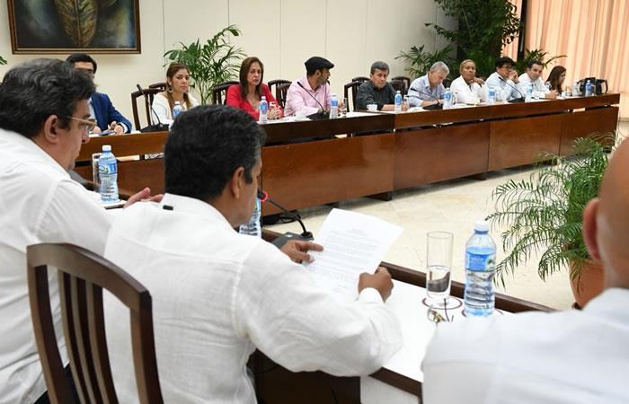 Diálogos de paz: Gobierno y ELN cierran ciclo sin acordar el alto el fuego