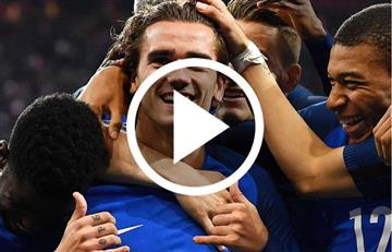 Francia vs. Australia: Transmisión EN VIVO online