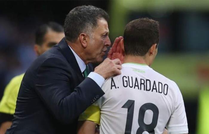 México de Juan Carlos Osorio se enfrenta a Alemania: Hora y canal en directo