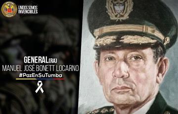 Muere general (r) Manuel José Bonnet, excomandante de las FFMM