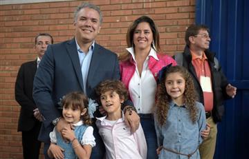 María Juliana Ruiz es la Primera Dama de Colombia