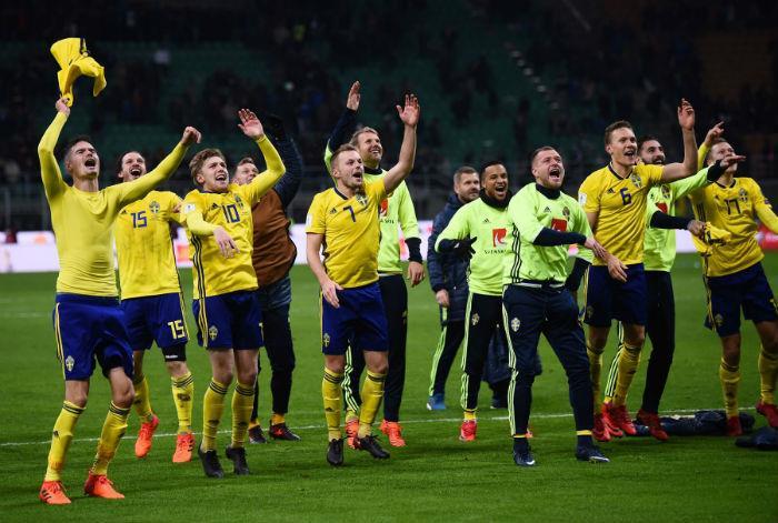 Rusia 2018: ¿Dónde y a qué hora juega Suecia vs Corea del Sur?