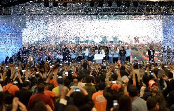Así felicitaron los políticos al presidente electo Iván Duque