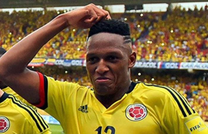 Borussia Dortmund seguirá a Yerry Mina en el Mundial de Rusia 2018