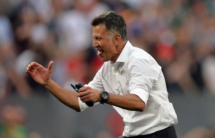 Juan Carlos Osorio calló bocas en México tras ganar a Alemania y esto fue lo que dijo