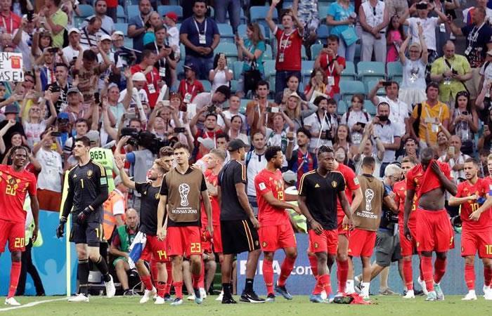 Panamá lo intentó pero no pudo con la Selección de Belgica