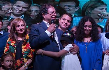 ¡Aceptó el curul! Petro es el senador más votado de la historia