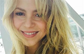 Así apoyaron los hijos de Shakira a la Selección Colombia