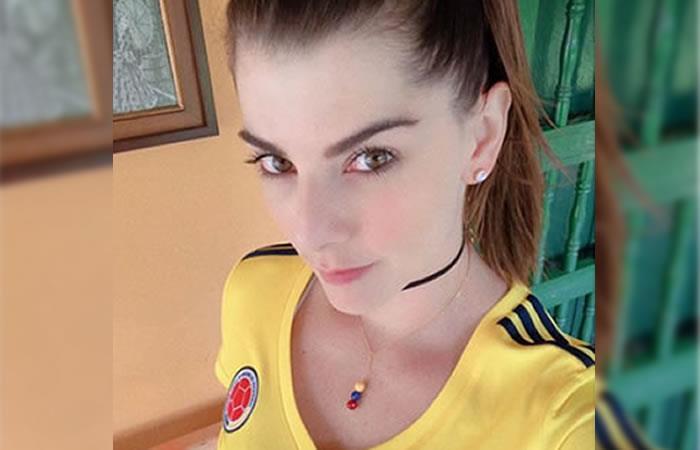 Carolina Cruz enojada respondió a críticas por su apoyo a Duque
