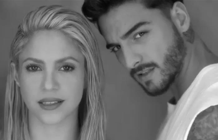 'Clandestino' de Shakira y Maluma destronó a 'Despacito' de Luis Fonsi