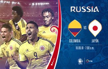 Colombia vs Japón: Sigue la transmisión en VIVO ONLINE