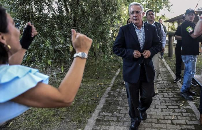 Consejo de Estado deja en firme investidura del senador Álvaro Uribe