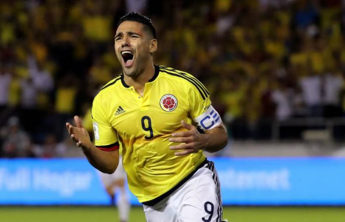 Falcao envía un emotivo mensaje a toda Colombia
