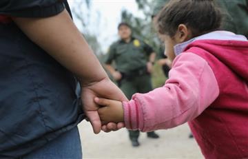 """La ONU ve """"inadmisible"""" separar a niños de sus padres en la frontera EEUU-México"""