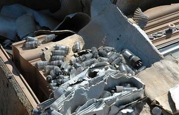 Por ley, los sistemas de energía regulada deben ser reciclados
