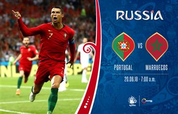 Portugal vs Marruecos: Sigue la transmisión EN VIVO online