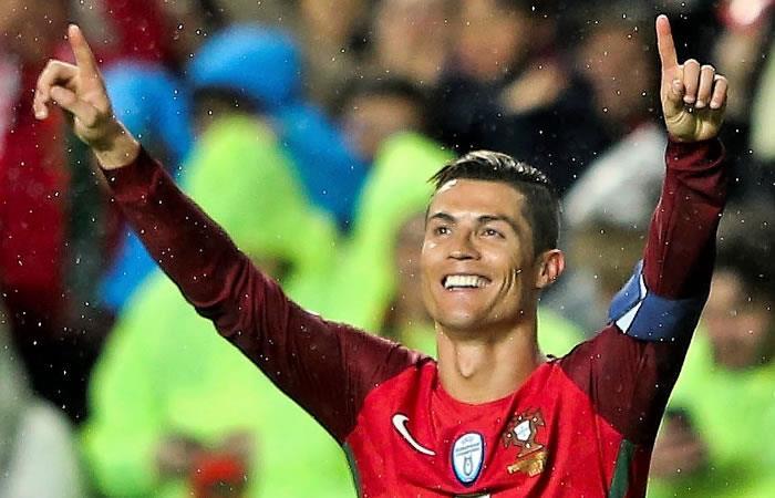Cristiano liderará a Portugal ante Marruecos. Foto: EFE