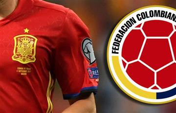 Selección Colombia: El jugador histórico de España que apoya a la 'tricolor'