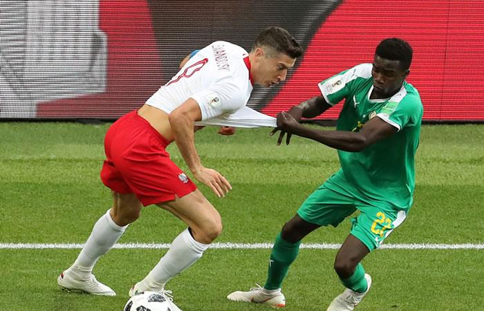 Senegal rompe con todo pronóstico y vence a Polonia
