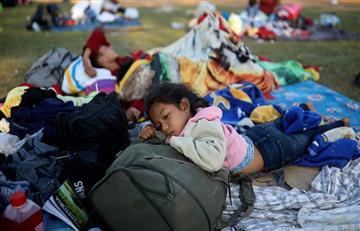 Trump se enfrenta a su bancada por separar a niños migrantes de sus padres en frontera