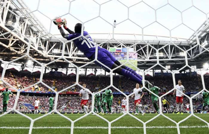 Mundial de Rusia 2018. Foto: AFP